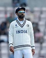 Virat Kohli, India during India vs New Zealand, ICC World Test Championship Final Cricket at The Hampshire Bowl on 23rd June 2021