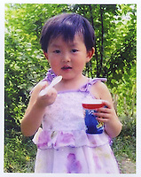 Ma Mingrui (4), born in Jan 2003. Missing on Taihua Road, Xian City on 12 Jul 2007.   Girls in China are increasingly targeted and stolen as there is a shortage of wives as the gender imbalance widens with 120 boys for every 100 girls..PHOTO BY SINOPIX
