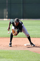 Rosell Herrera #78 of the Colorado Rockies participates in minor league spring training workouts at the Rockies complex  in Scottsdale, Arizona. .Photo by:  Bill Mitchell/Four Seam Images.