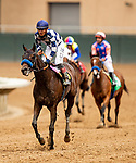 AUGUST 28, 2021:  Captaire, a half sister to California Chrome, with Abel Cedillo  races at Del Mar Fairgrounds in Del Mar, California on August 28, 2021. Evers/Eclipse Sportswire/CSM