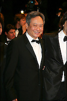 ANG LEE @ RED CARPET OF THE MOVIE 'TAKING WOODSTOCK - 62ND FILM FESTIVAL OF CANNES 2009.