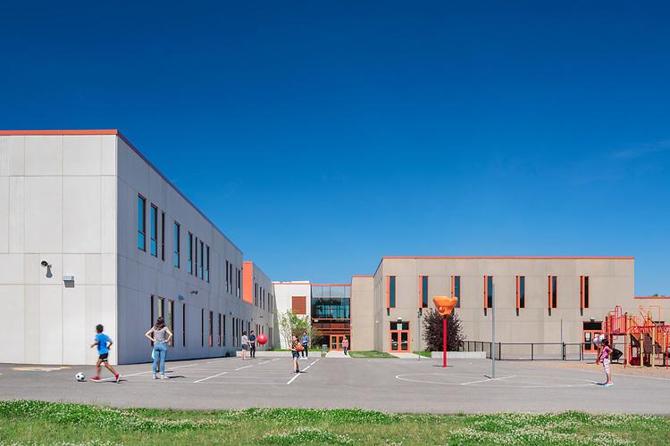 Columbus City School Columbus Spanish Immersion Academy   DesignGroup