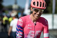 Sep Vanmarcke (BEL/EF Pro Cycling) post race<br /> <br /> Heistse Pijl 2020<br /> One Day Race: Heist-op-den-Berg > Heist-op-den-Berg 190km  (UCI 1.1)<br /> ©kramon
