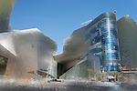 Vegas Buildings - City Center, Las Vegas, Nevada. Photo by Alan Mahood.