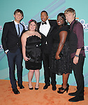 Nick Cannon and The HALO recipients at The 2011 TeenNick Halo Awards held at The Hollywood Palladium in Hollywood, California on October 26,2011                                                                               © 2011 Hollywood Press Agency