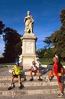 Italien, Umbrien, Porta Romana in Foligno