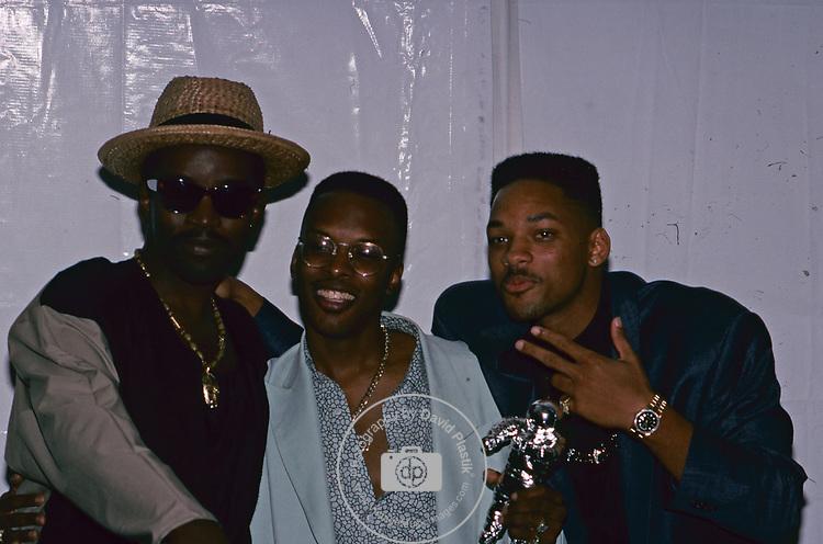 Will Smith, DJ Jazzy Jeff and The Fresh Prince