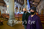 Billy and Mary Fealy, Tralee at Saint John's church in Tralee on Tuesday evening.