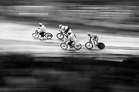 Sir Bradley Wiggins (GBR/Wiggins) behind the derny<br /> <br /> 2016 Gent 6<br /> day 2