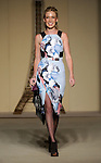 A model walks the runway at the Junior League of Houston's Opening Style Show & Luncheon Thursday Sept. 10,2015.(Dave Rossman photo)
