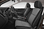 Front seat view of a 2015 Nissan Pulser Acenta 5 Door Hatchback 2WD Front Seat car photos