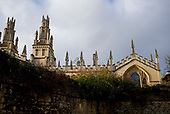 Oxford University<br /> Oxford, United Kingdom<br /> November 30, 2018<br /> <br /> All Souls College.