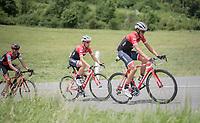 Alberto Contador (ESP/Trek-Segafredo)<br /> <br /> Stage 6: Le parc des oiseaux/Villars-Les-Dombes › La Motte-Servolex (147km)<br /> 69th Critérium du Dauphiné 2017