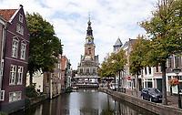 Nederland  Alkmaar  - September 2020 . De Waag.  Foto : ANP/ Hollandse Hoogte / Berlinda van Dam