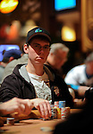 Andy Lichtenberger is the chip leader going into Day 3.
