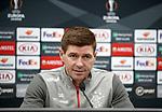 19.02.2020 Rangers press conference: Steven Gerrard