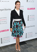 LOS ANGELES, CA, USA - AUGUST 23: Kate Walsh arrives at The National Women's History Museum and Glamour Magazine's 3rd Annual Women Making History Brunch held at the Skirball Cultural Center on August 23, 2014 in Los Angeles, California, United States. (Photo by Xavier Collin/Celebrity Monitor)