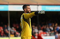 Glenn Morris of Crawley Town during Crawley Town vs Sutton United, Sky Bet EFL League 2 Football at The People's Pension Stadium on 16th October 2021