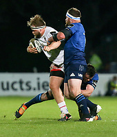 Friday 14th May 2021; Callum Reid during the Guinness PRO14 Rainbow Cup Round 3 clash between Leinster and Ulster at The RDS Arena, Ballsbridge, Dublin, Ireland. Photo by John Dickson/Dicksondigital
