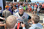 NELSON, NEW ZEALAND - APRIL 7: Richie McCaw of Team Cure Kids after completing the 2016 GODZone C5 Adventure Race. Kaiteriteri Beach, Motueka, Nelson. April 7, 2016. New Zealand. (Photo by: Barry Whitnall/Shuttersport Limited)