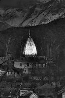Hindu Temple Srinagar Jammu Kashmir India
