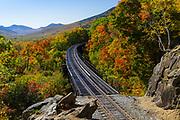 Frankenstein Trestle, Maine Central Railroad