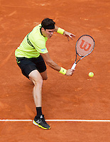 29-05-13, Tennis, France, Paris, Roland Garros,  Milos Raonic