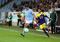 Thursday 08 August 2013<br /> Pictured: <br /> Re: Malmo FF v Swansea City FC, UEFA Europa League 3rd Qualifying Round, Second Leg, at the Swedbank Stadium, Malmo, Sweden.