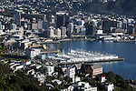 Wellington Harbour. Wellington scenes. Photo: Marc Weakley