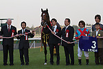 Trancend wins the 11th Japan Cup Dirt