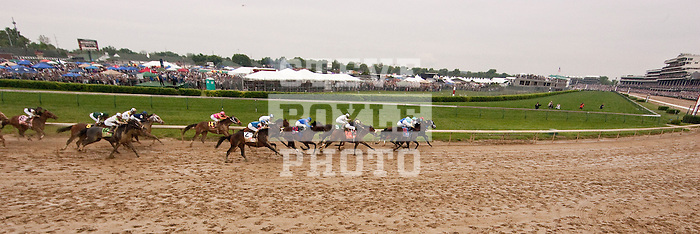 Scenes from Churchhill Downs in Louisville, Kentucky on Derby Day for the 135th running of the Kentucky Derby, May 2, 2009.  Jockey Calvin Borel won the race atop Mine That Bird.