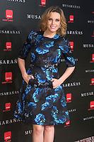 "Carolina Bang attend the Premiere of the movie ""Musaranas"" in Madrid, Spain. December 17, 2014. (ALTERPHOTOS/Carlos Dafonte) /NortePhoto /NortePhoto.com"