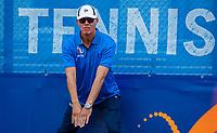 Amstelveen, Netherlands, 10 Juli, 2021, National Tennis Center, NTC, Amstelveen Womans Open,  Semifinal: Linesman<br /> Photo: Henk Koster/tennisimages.com