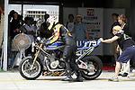 Rider Tadashi ASAHINA..EXTEC ASAHINA RACING..SUZUKA 8 HOURS, JAPAN, 01/08/2003.