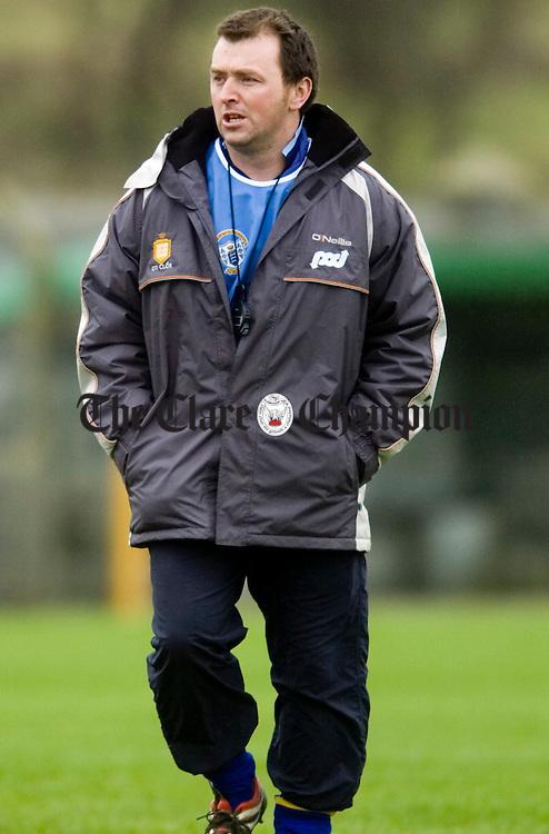 Under 21 Clare v Kerry at Kilmihil.