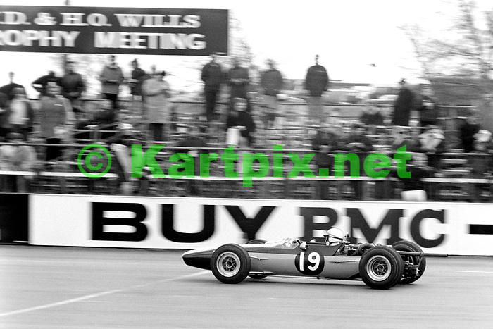 John Surtees at the wheel of a formula two Lola T100 at Silverstone in 1967<br /> <br /> <br /> XXII BARC<br /> Wills Trophy<br /> European Trophy for Formula 2 Drivers, Round 2<br /> RAC / Autocar Trophy, Round 2<br /> Silverstone Circuit