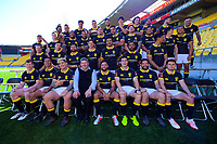 180928 Mitre 10 Cup Rugby - 2018 Wellington Lions Team Photo