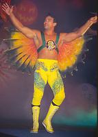 Ricky Steamboat 1993                                                          Photo By John Barrett/PHOTOlink