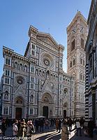 Italy, Florence Santa Maria del Fiore Church,