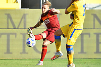 Rick Karsdorp of AS Roma during the friendly football match between Frosinone calcio and AS Roma at Benito Stirpe stadium in Frosinone (Italy), September 9th, 2020. AS Roma won 4-1 over Frosinone Calcio. Photo Andrea Staccioli / Insidefoto