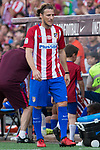 Diego Forlan during the last match to be played by Atletico de Madrid at Vicente Calderon Stadium in Madrid, May 28, 2017. Spain.. (ALTERPHOTOS/Rodrigo Jimenez)
