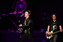 HOLLYWOOD, FL - JANUARY 29: Johnny Rzeznik and Robby Takac of Goo Goo Dolls perform on stage at Hard Rock Event Center at the Seminole Hard Rock Hotel & Casino on January 29, 2020 in Hollywood, Florida.  ( Photo by Johnny Louis / jlnphotography.com )
