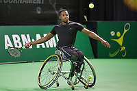 Rotterdam, The Netherlands, Februari 9, 2016,  ABNAMROWTT, Evans Maripa (ZAF)<br /> Photo: Tennisimages/Henk Koster