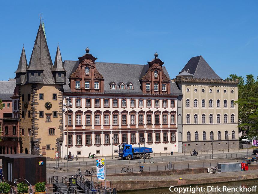 Historisches Museum, Frankfurt, Hessen, Deutschland, Europa<br /> historical museum, Frankfurt, Hesse, Germany, Europe