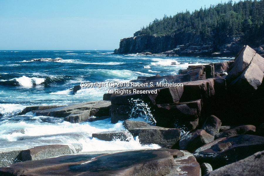 Otter Point, Acadia National Park, Maine
