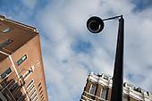 CCTV camera, Praed Street, Paddington.