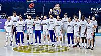 2020.12.22 EuroLeague Real Madrid VS Alba Berlin