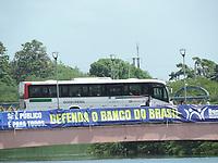 08/04/2021 - BANCÁRIOS PROTESTAM EM RECIFE