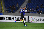 GAMBA OSAKA (JPN)vs JEJU UNITED FC (KOR)<br /> )AFC Champions League Group H at the Suita City Football Stadium, on  01 March 2017 in<br /> Osaka,Japan<br /> ADEMILSON#09 of Gamba OSAKA<br /> Photo by Kazuaki Matsunaga/Agece SHOT