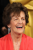HOLLYWOOD, LOS ANGELES, CA, USA - MARCH 02: Philomena Lee at the 86th Annual Academy Awards held at Dolby Theatre on March 2, 2014 in Hollywood, Los Angeles, California, United States. (Photo by Xavier Collin/Celebrity Monitor)